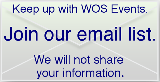 Join the Westchester Oratorio Society Mailing List