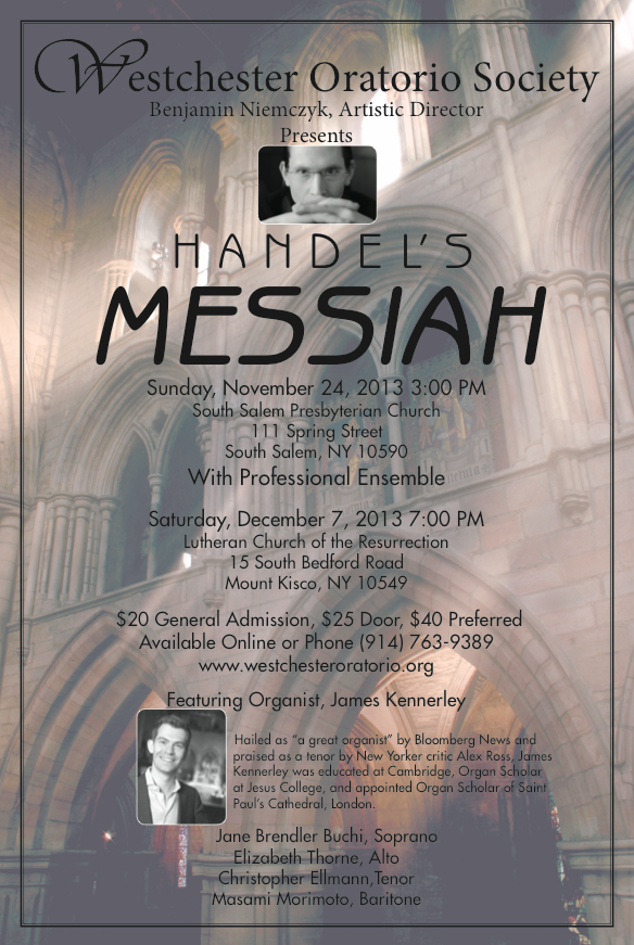 WOS Messiah 2013